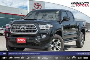 2017 Toyota Tacoma TRD Double Cab SR5 used as demo!