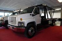 2007 GMC Topkick Like New,Double deck,NRC 3car carrier with 20TB