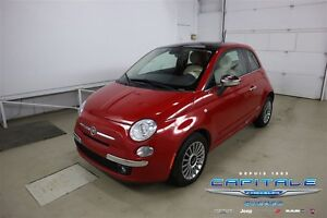 2015 Fiat 500 Lounge *BLUETOOTH*