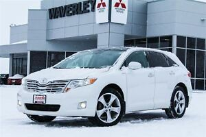 2011 Toyota Venza - Heated Leather, V6 AWD, Panoramic Sunroof