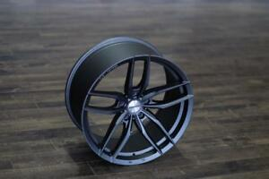 "SUPERSPEED RF02 19"" FLOW FORMED WHEELS (AUDI A3 A4 S3 S4 S5 RS3 RS5 A6 A7 Fitment)***WHEELSCO***"