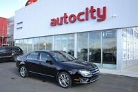 2012 Ford Fusion SEL | Heated Leather | Sunroof |