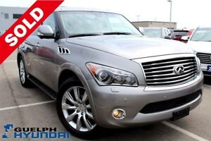 2014 Infiniti QX80 LEATHER,NAV,360 BACKUP CAM &MORE!