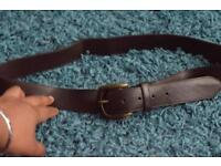 Men's Clothing: Belts
