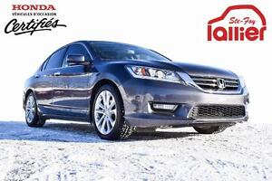 2014 Honda Accord GPS CUIR TOIT OUVRANT USB Touring