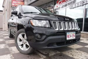 2015 Jeep Compass North | CD Player | Heated Seats |