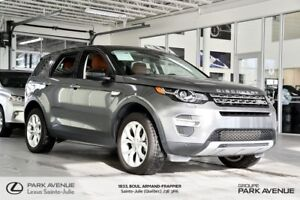 2016 Land Rover Discovery Sport * HSE LUXURY * NAV * TOIT PANO *