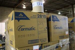 JANITORIAL SUPPLIES AUCTION THIS TUESDAY FEB 28!  LIVE + WEBCAST