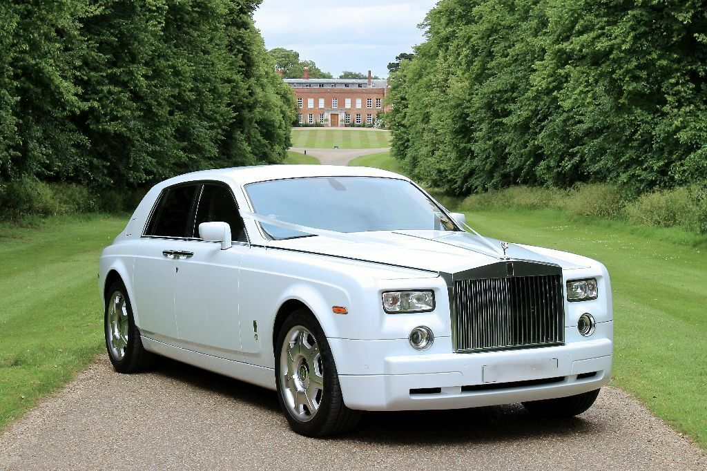 Wedding Car hire Rolls Royce Phantom Ghost Bentley limo ...