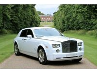 Wedding Car hire Rolls Royce Phantom Ghost Bentley limo Videography Photographer London Essex