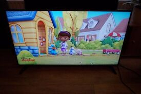 "50"" LG LED SLIM TV LIKE NEW ONLY A FEW MONTH OLD FREEVIEW,REMOTE,STAND"