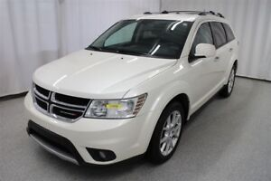2016 Dodge Journey R/T *BLUETOOTH, CUIR, A/C 3 ZONES, HITCH, AWD