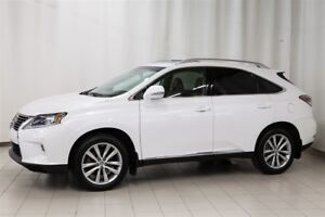 2015 Lexus RX 350 Sportdesign, TOURING PACKAGE