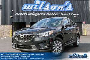 2013 Mazda CX-5 GX PUSH BUTTON START! BLUETOOTH! CRUISE CONTROL!