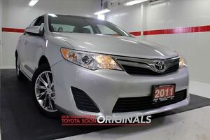 2012 Toyota Camry LE Nav Btooth Pwr Seats Cruise Pwr Wndws Mirrs