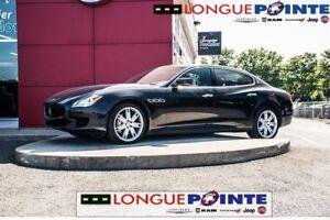 2014 Maserati Quattroporte S Q4 51, 000 kms seulement