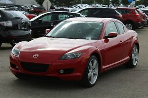 2005 Mazda RX-8 GS AUTO 6-DISC ONLY 62,000KMS!