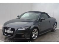 Audi TT TFSI S LINE (grey) 2013-07-12