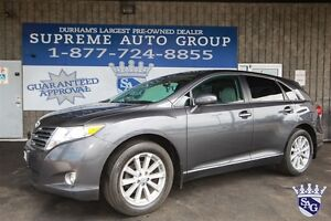 2009 Toyota Venza AWD Leather 4CYL 19Inch Alloys