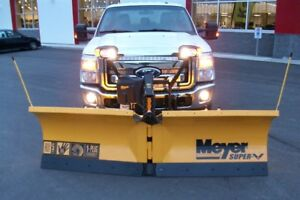 2013 Ford F-350 SNOWPLOW MEYER  OR SNOWAY plow only