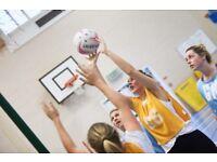 Play Social Netball in Stoke Newington! (July Start)