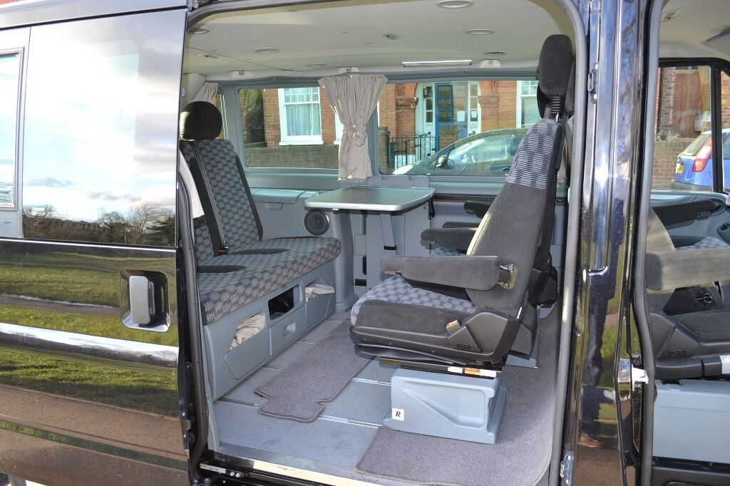 2013 uk reg lhd ford transit tourneo business 7 seater westfalia dayvan bed pack left hand. Black Bedroom Furniture Sets. Home Design Ideas