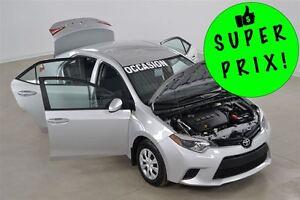 2014 Toyota Corolla CE Gr,Electrique+Air+Bluetooth Automatique