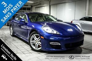 2012 Porsche Panamera Turbo ** Nouveau prix, New price !! Liquid