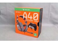 astro xbox one headset a40 with amp