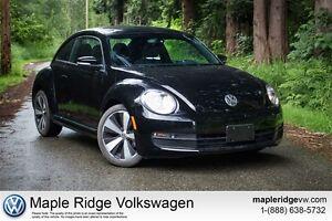 2012 Volkswagen Beetle -