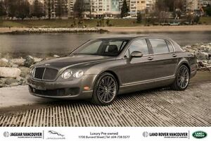 2012 Bentley Continental Flying Spur -