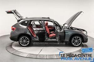 2014 BMW X1 xDrive28i, TOIT INT ROUGE SPORTLINE