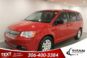 2013 Dodge Grand Caravan SE|Red|Heated Mirrors|Local Trade|PST P