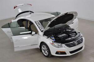 2012 Volkswagen PASSAT CC Sportline 2.0T Cuir 2 Couleurs DSG Imp