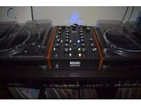 Rane MP2014 - 2 Channel Rotary Mixer
