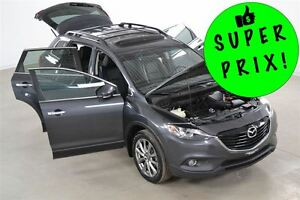 2015 Mazda CX-9 GT AWD GPS+Cuir+BOSE+Toit 7 Passagers