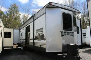 2016 Forest River RV Wildwood Lodge 404X4