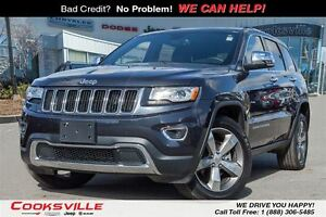 2016 Jeep Grand Cherokee Limited, LUXURY 2, PANO ROOF