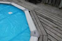 Wanted Pool top rails