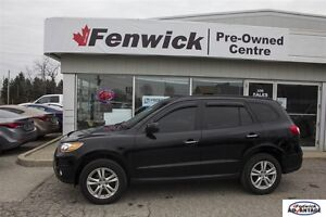 2011 Hyundai Santa Fe Limited - Accident Free - Non Smoker