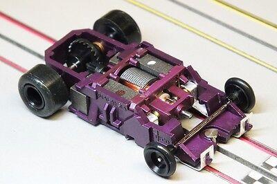 Tyco HO Slot Car - 440x2 Narrow AMG STAGE V 3.5 Ohm Tasmanian Devil Pro-4/8
