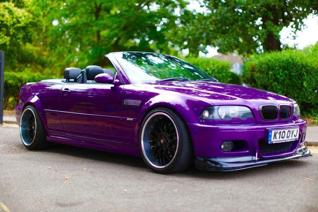 2003 Bmw M3 3.2 convertible 6 speed manual e46 modified ...