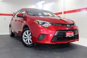 2015 Toyota Corolla LE BACKUP CAMERA TOYOTA CERTIFIED