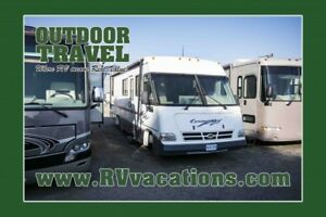 1998 TRIPLE E Commander 3201 Used Class A MotorHome For Sale