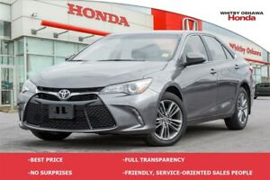 2017 Toyota Camry XSE (AT)
