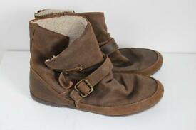 Brown boots, size 5 £15