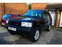 Range Rover 2.5 TD - HSDE, 1998. Lovely Car.