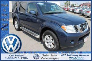 2011 Nissan Pathfinder $201.66 BI WEEKLY!