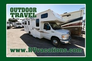 2011 FOUR WINDS MAJESTIC 23A USED CLASS C MOTORHOME
