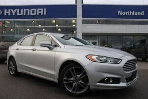 2014 Ford Fusion Titanium/Heated Seats/Sunroof/Navigation